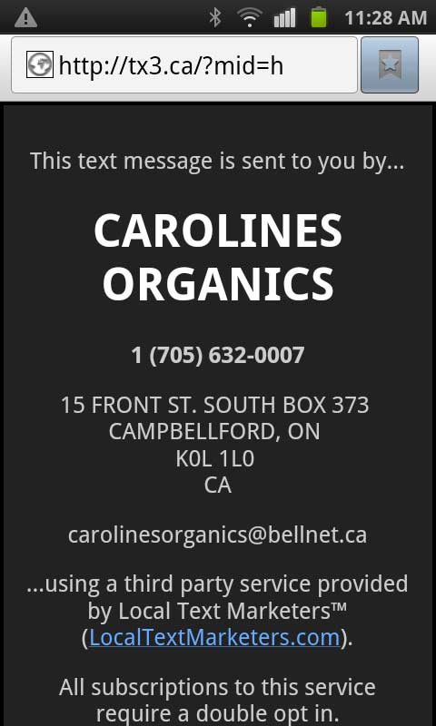 canada spam law